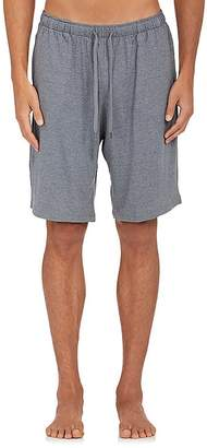 Derek Rose Men's Fluid Jersey Drawstring-Waist Shorts