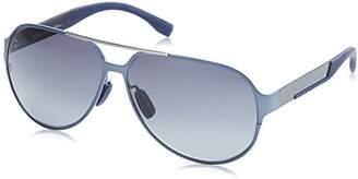 HUGO BOSS Men's Boss 0669/S HD Hxk Sunglasses