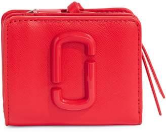 Marc Jacobs Mini Geranium Compact Wallet