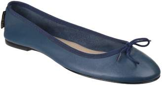 French Sole Classic Ballet Ballerina Leather