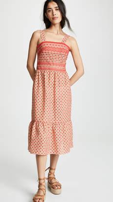 c038ecb004 Shoshanna Midi Eyelet Cover Up Dress