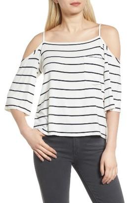 Women's Bailey 44 Off The Shoulder Top $128 thestylecure.com