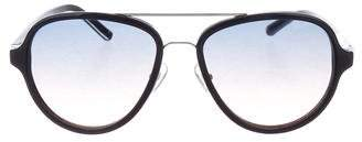 3.1 Phillip Lim Cat 1 Shield Sunglasses