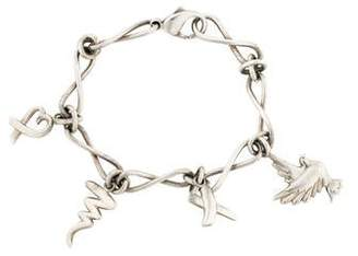 Tiffany & Co. Paloma's Charm Bracelet