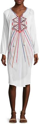Antik Batik Brian Djellabah Dress