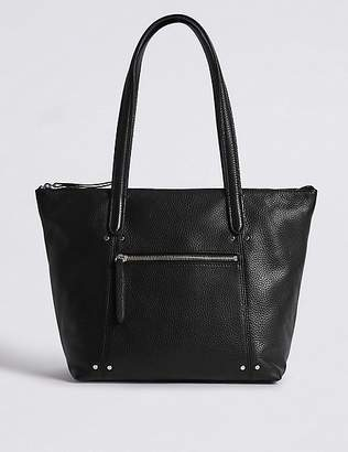 Marks and Spencer Leather Tote Bag