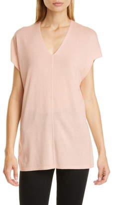 Nordstrom Signature Silk & Cashmere Tunic