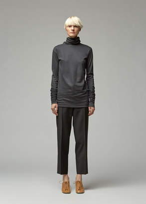 Lemaire Long Sleeve Turtleneck Sweater