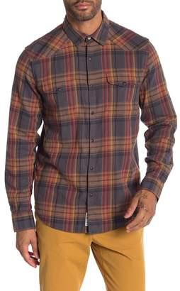 Lucky Brand Western Shirt