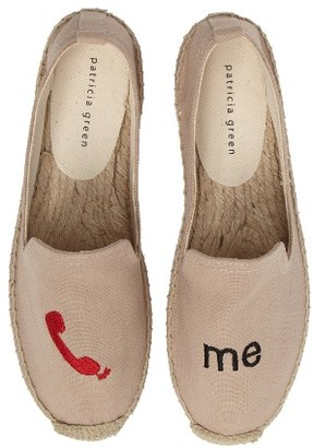Women's Patricia Green Call Me Espadrille Flat $75 thestylecure.com