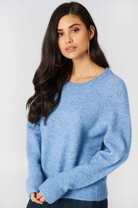 Samsoe & Samsoe Nor O-N Short Sweater