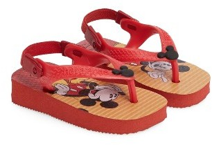Toddler Havaianas Disney Classics Flip Flop 2