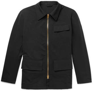 Camoshita Shell Blouson Jacket