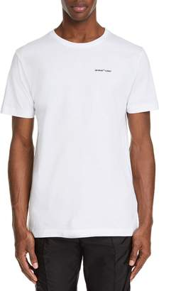 Off-White Slim Fit Logo T-Shirt