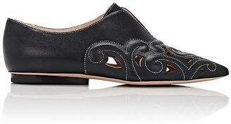 Derek Lam Women's Kyoto Laceless Oxfords $750 thestylecure.com