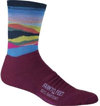 Farm To Feet Max Patch Mountain 3/4 Technical Crew Sock - Women's