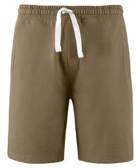 Burton Mens Khaki Basic Jersey Shorts