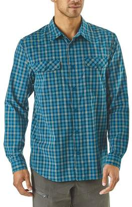Patagonia Men's Long-Sleeved High Moss Shirt
