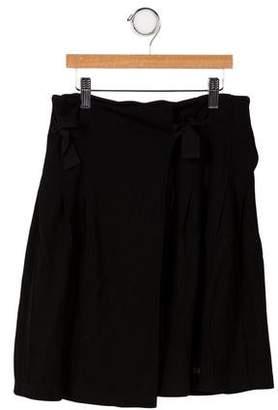 Sonia Rykiel Girls' Pleated Skirt