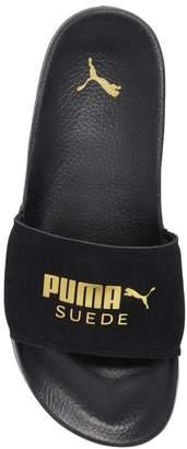 Puma Select Leadcat Suede Slide Sandals