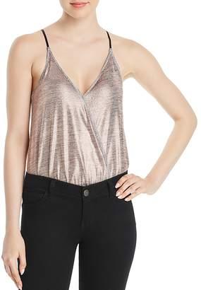 GUESS Breana Metallic Bodysuit