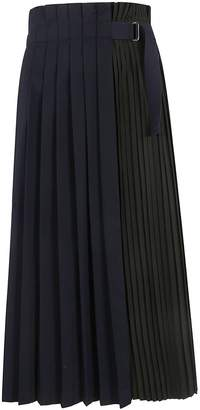 Sportmax Pleated Skirt