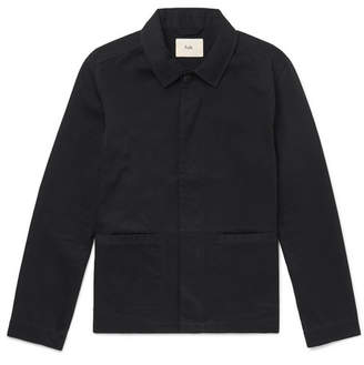 Folk Burner Cotton-Twill Jacket