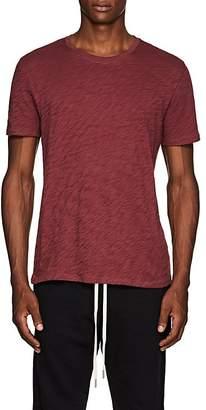 ATM Anthony Thomas Melillo Men's Slub-Knit Cotton Crewneck T-Shirt