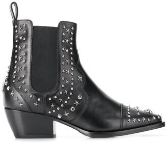 Philipp Plein low cowboy boots