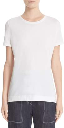 ADAM by Adam Lippes Cotton Crewneck Tee