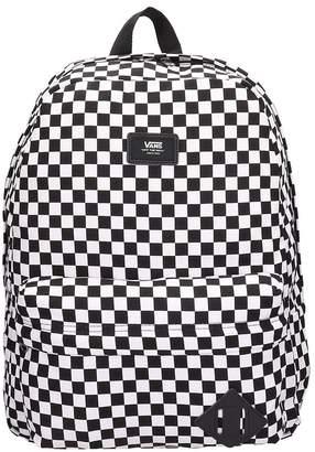 Vans Black-white Canvas Back Pack