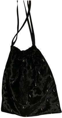 Velvet Clutch Bag - ShopStyle UK 66b64a2bfce6a