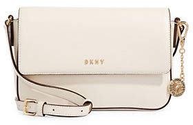 DKNY Bryant Medium Leather Shoulder Bag