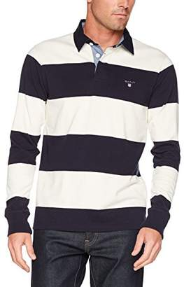 Gant Men's Striped Rugby Shirt