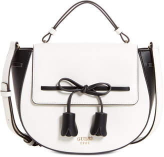 GUESS Leila Top Handle Small Satchel