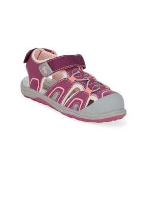 See Kai Run Girl's Lincoln III Active Runners Sandals