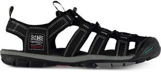 Karrimor Men's Ithaca Black Hiking Sandals from Eastern Mountain Sports