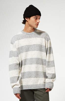 Katin Smith Stripe Crew Neck Sweater