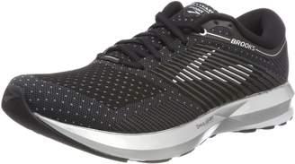 Brooks Women's Levitate Running Shoe (BRK-120258 1B 39368C0 10.5 BLK/EBO/SIL)