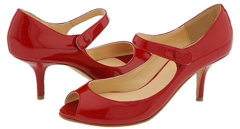Zigi NY - Dab (Red/ Patent Kid Leather)
