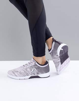 Reebok Training Grace Sneakers In Lilac