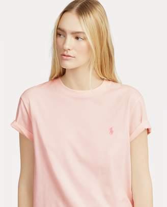 Ralph Lauren Pink Pony Big Cotton T-Shirt