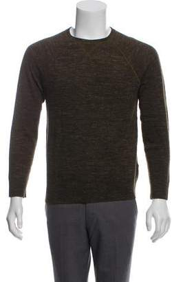 Vince Wool-Blend Crew Neck Sweater