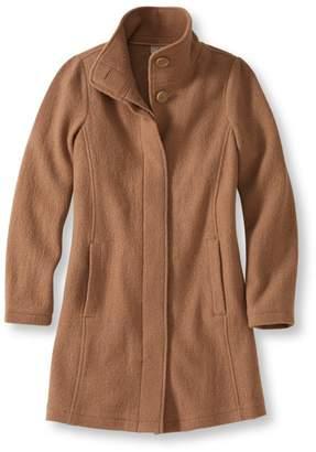 L.L. Bean L.L.Bean Boiled Wool Coat