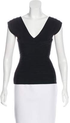 Herve Leger Lia Bodycon Top