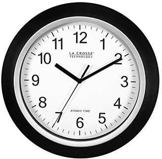 La Crosse Technology WT-3129B 12 Inch Atomic Analog Wall Clock