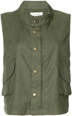 The Great Army vest $275 thestylecure.com