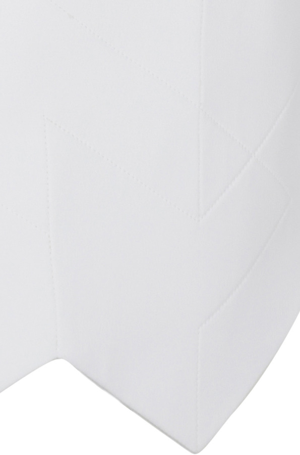 Preen Aero Quilted-Crepe Skirt