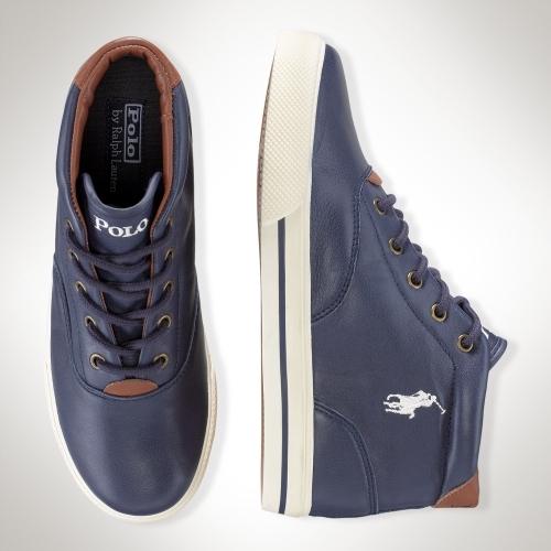 Junior Zale Leather Sneaker