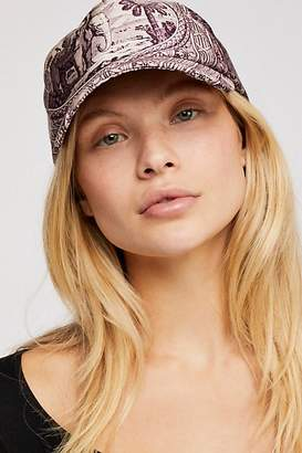 Scotch & Soda Afternoon Delight Print Baseball Hat